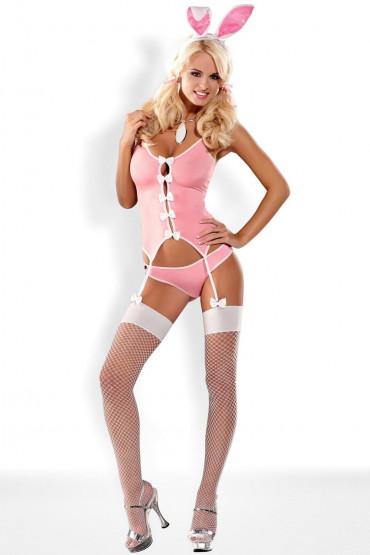 Игровой костюм кролика Obsessive Bunny suit