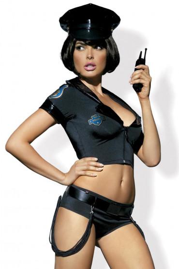 Фото Игровой костюм полицейского Obsessive Police set