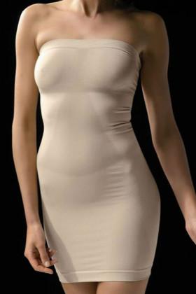 Платье утягивающее Intimidea Gold 810054 с сильным давлением