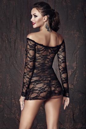 Платье кружевное Anais Lynette