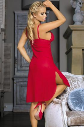 Фото Сорочка красная Excellent Beauty D-318