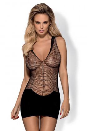 Платье эротическое Obsessive D603