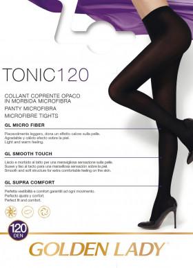 Колготки матовые Golden Lady Tonic 120