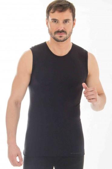 Фото Майка из мериносовой шерсти Brubeck Comfort Wool SL10160