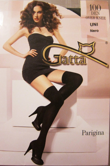 Фото Заколенки из микрофибры Gatta Parigina 100
