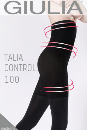 Колготки утягивающие GIULIA Talia Control 100