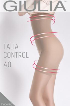 Колготки утягивающие GIULIA Talia Control 40