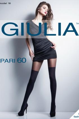 Фото Колготки с имитацией чулок Giulia Pari 60 №16