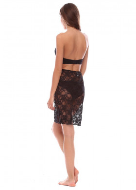 Кружевная юбка (подъюбник) Philippe Matignon A012547 Sottogonna