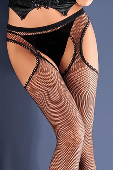 Фото Чулки с поясом Gabriella Strip Panty 151