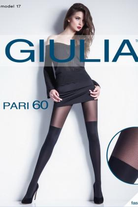 Колготки Giulia Impresso размер 2 плотность 20 Den Nero