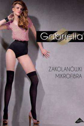 Заколенки Gabriella Mikrofibra