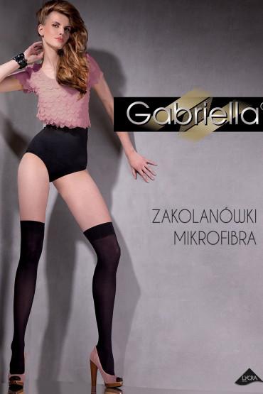 Фото Заколенки матовые Gabriella Zakolanowki Mikrofibra