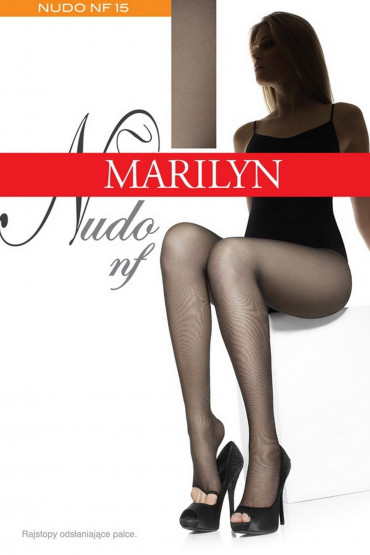 Чулки Marilyn Nudo NF 15 den