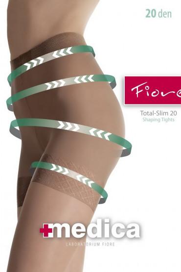Фото Корректирующие колготки Fiore TOTAL-SLIM 20d