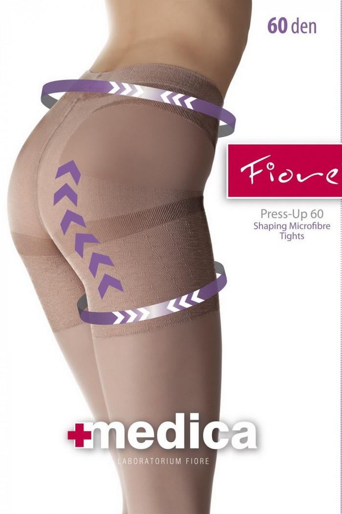 Корректирующие колготки Fiore PRESS-UP 60d