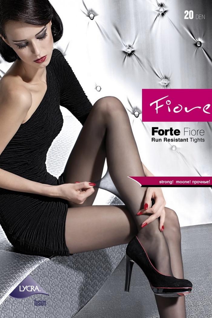 Колготки стійкі до затягування Fiore Forte 20d