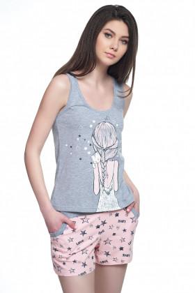 Пижама женская ELLEN LNP 082/001