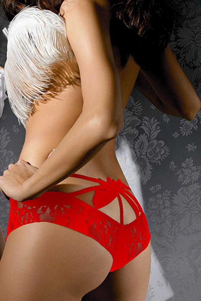 Шортики червоні Anais Nelly