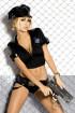 Игровой костюм полицейского Obsessive Police set