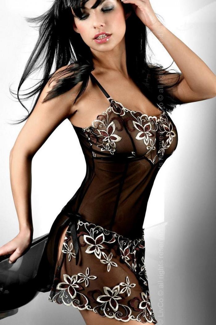Сорочка з трусиками Livia Corsetti Hera