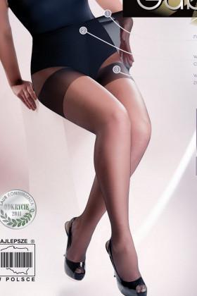 Колготки большого размера Gabriella Xenia 15 den plus size