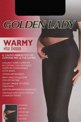 Колготки Golden Lady Warmy Vita Bassa