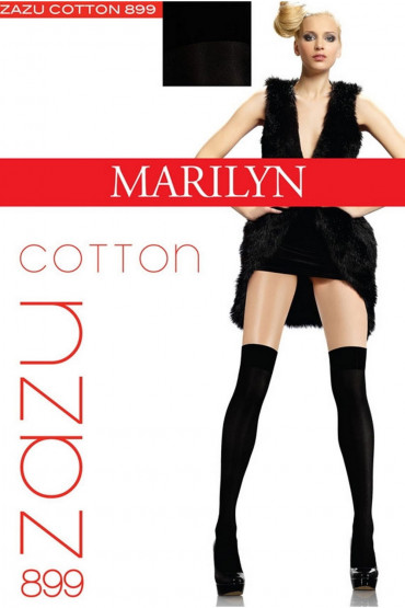 Фото Заколенки хлопковые Marilyn Zazu Cotton 899