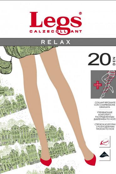 Фото Колготки с моделирующим эффектом Legs 300 RELAX 20d