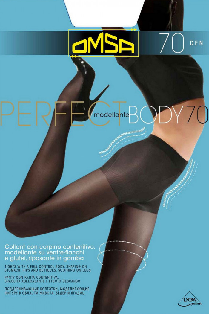 Колготки коригувальні Omsa Perfect Body 70 den