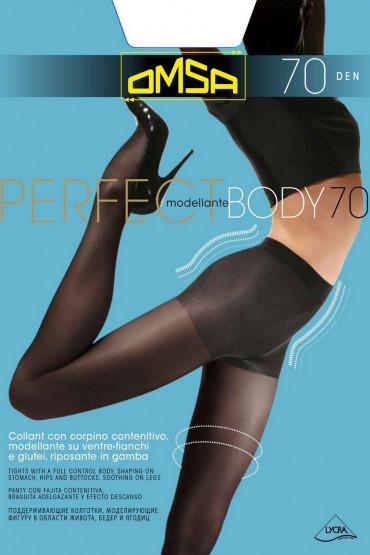 Фото Колготки корректирующие Omsa Perfect Body 70 den