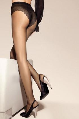 Фото Колготки с ажурными трусиками SiSi Style 40