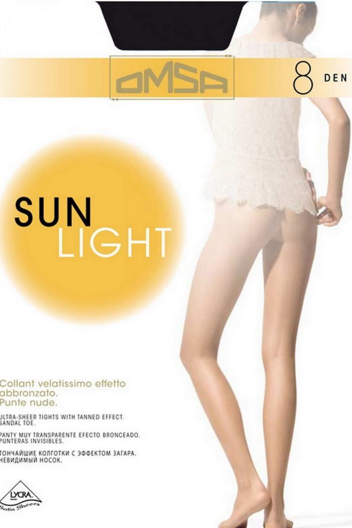 Колготки Omsa Sun Light 8 den