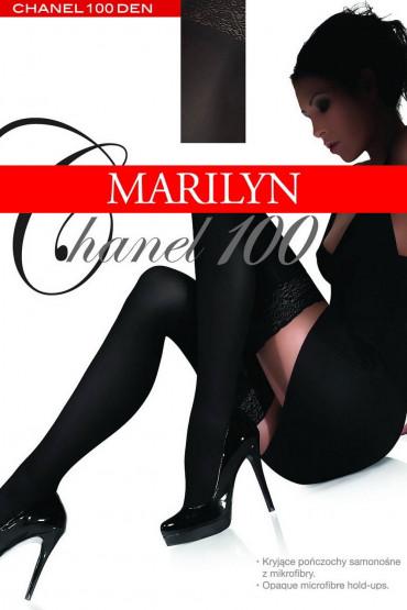 Фото Чулки плотные Marilyn CHANEL 100