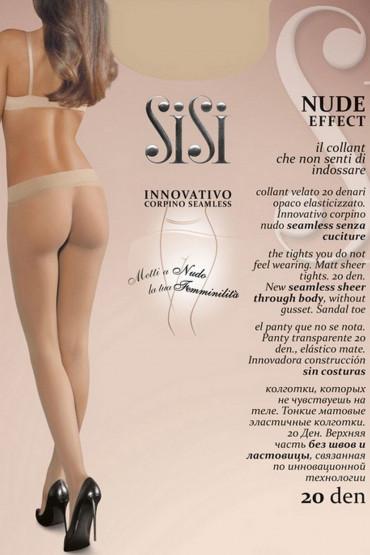 Колготки SiSi Nude effect