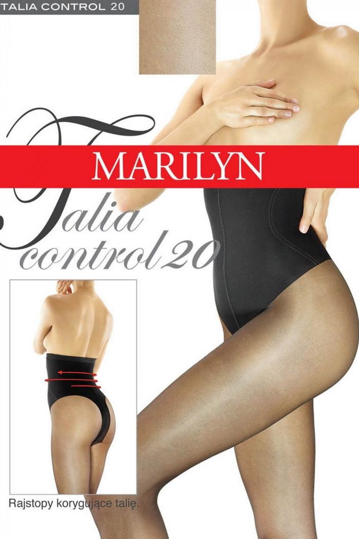 Колготки утягивающие Marilyn TALIA CONTROL 20