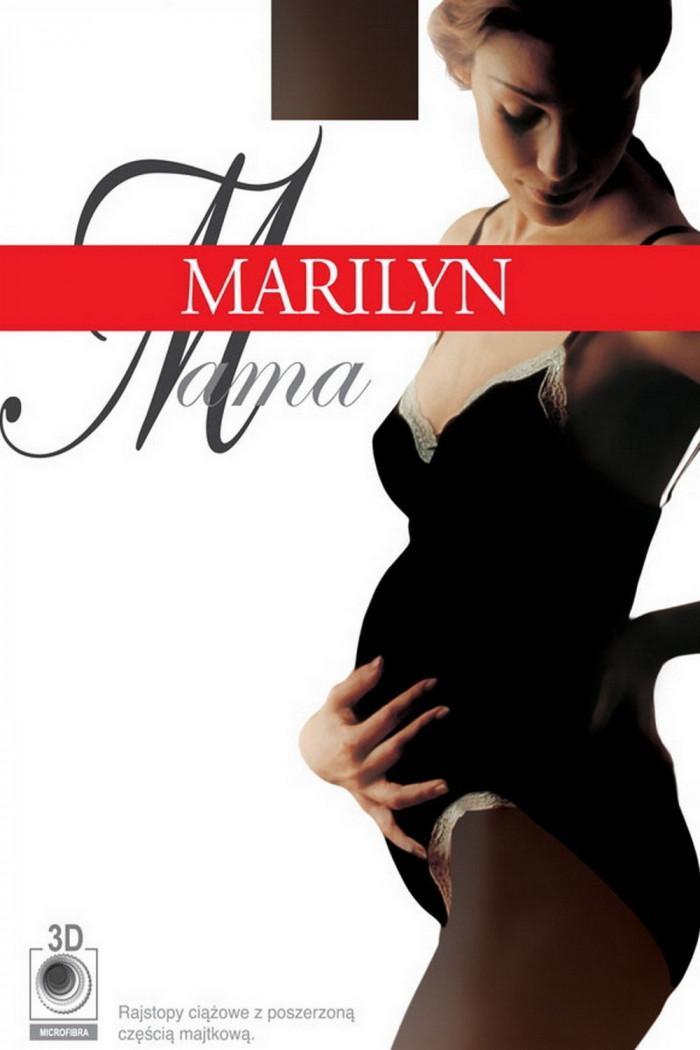Колготки для вагітних Marilyn MAMA Cotton 120