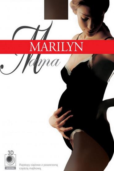 Фото Колготки для беременных Marilyn MAMA Cotton 120