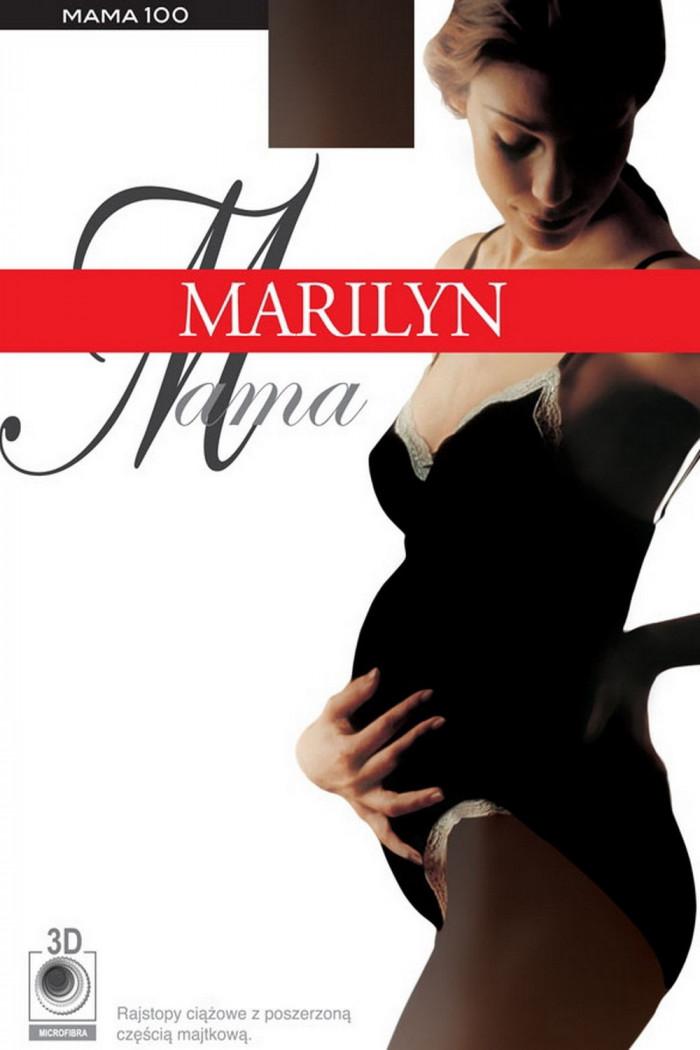Колготки для беременных Marilyn MAMA 100