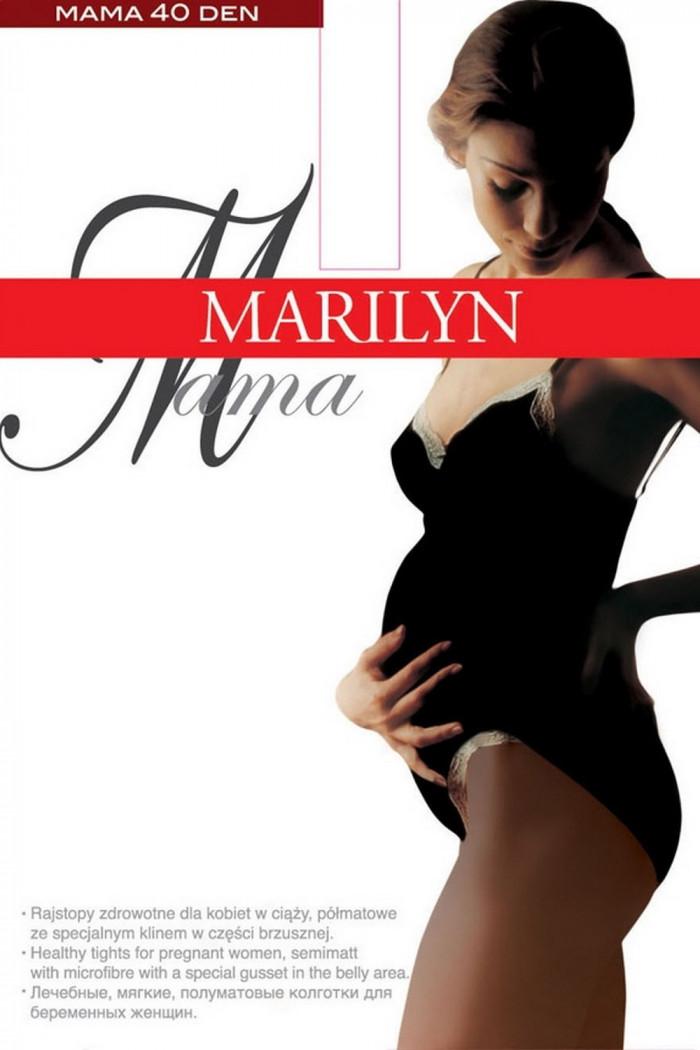 Колготки для беременных Marilyn MAMA 40