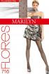 Колготки в горошек Marilyn Flores 716