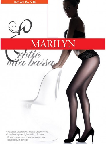 Колготки Marilyn Erotic 30 den VB