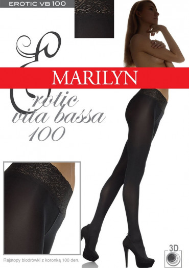 Колготки Marilyn Erotic 100 den VB