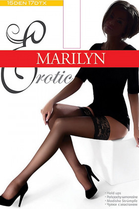 Чулки Marilyn Erotic 15 den
