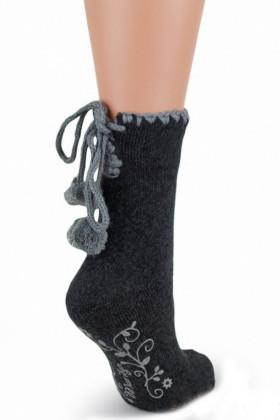 Носки теплые Marilyn Angora E68 ABS