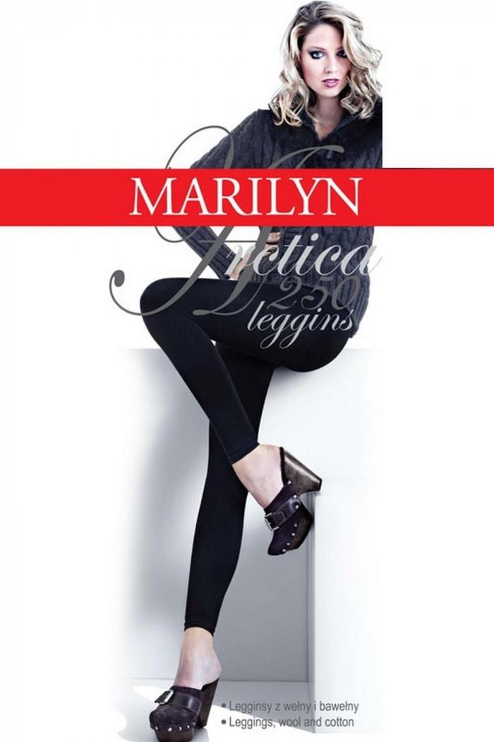 Легінси-колготки теплі з шерстю Marilyn Arctica 250
