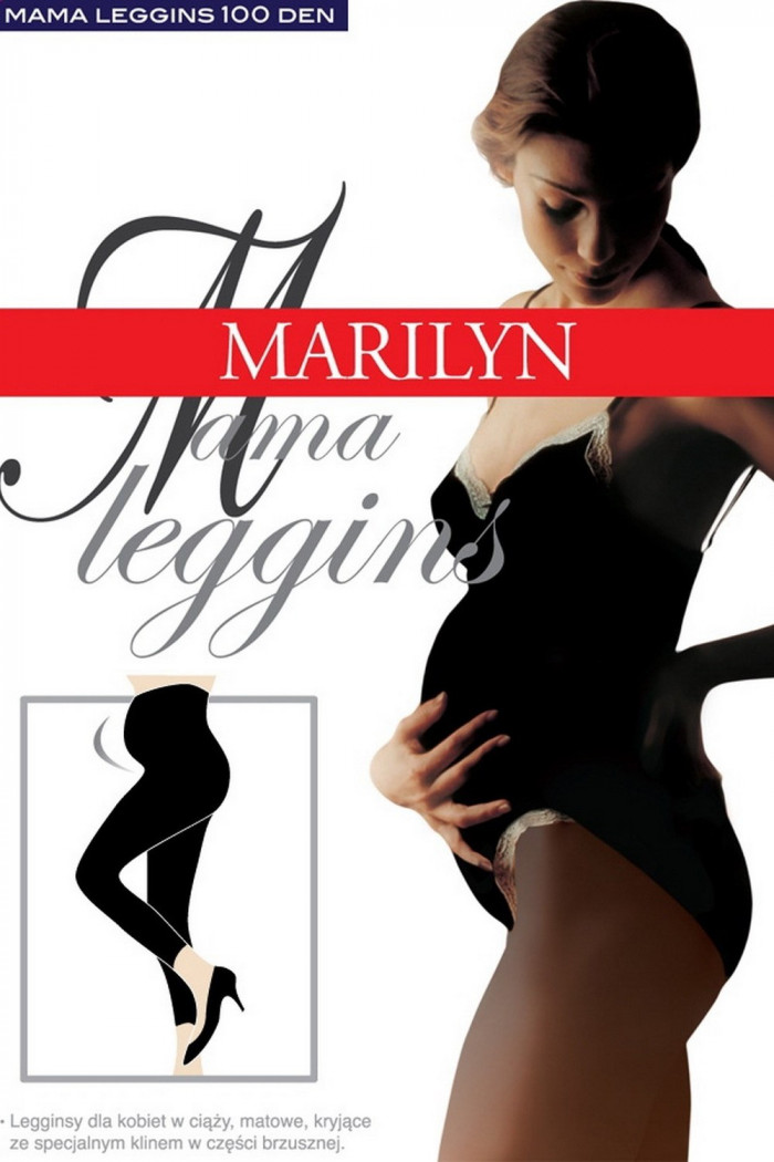 Леггинсы для беременных Marilyn MAMA 100