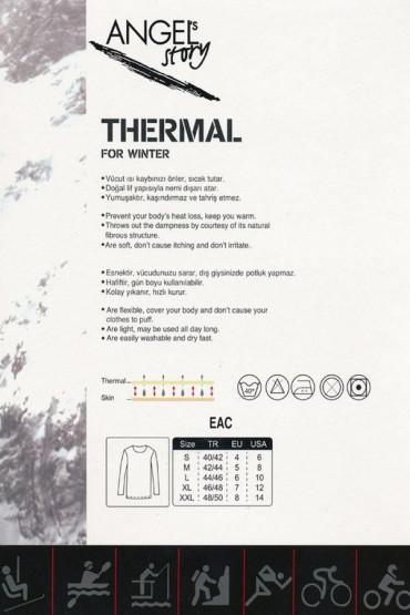 Фото Термо футболка утепленная Angel's story Thermal 14545