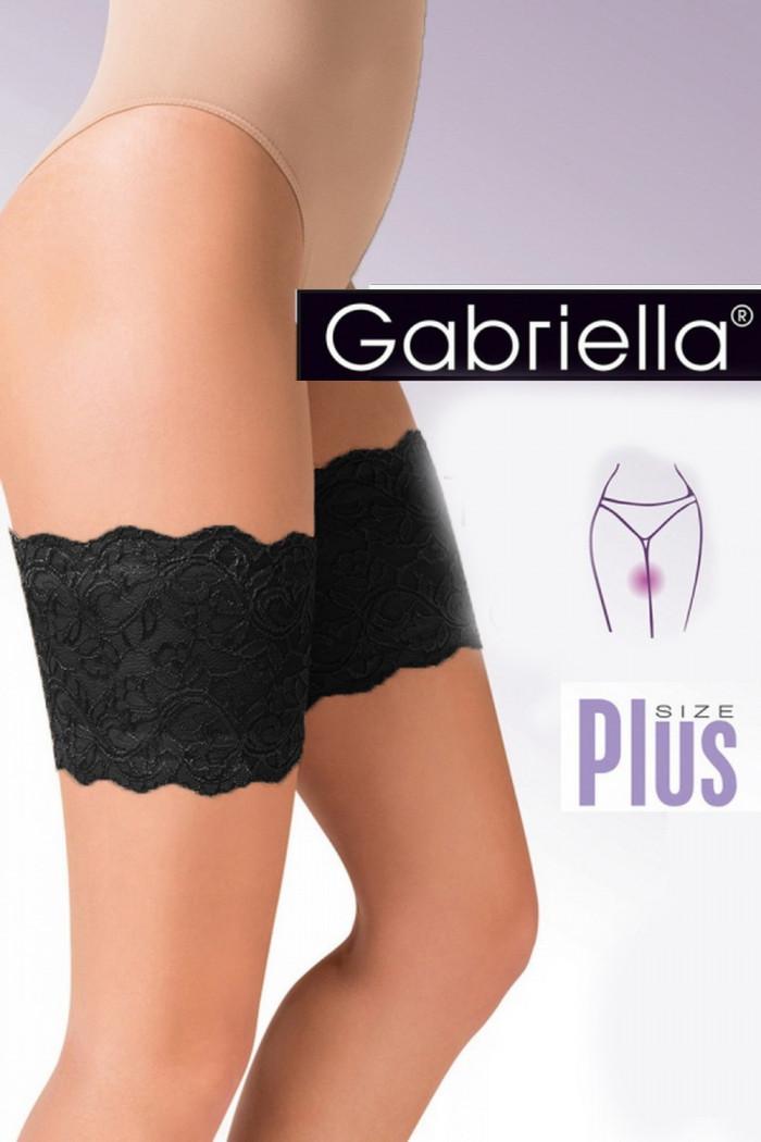 Ленты на бедра против натираний кружевные Gabriella Thigh Band Plus Size