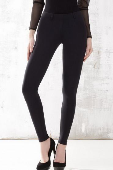 Фото Плотные брюки-леггинсы с карманами Gatta Next
